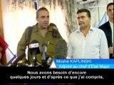 TSAHAL INVESTIT LE SUD-LIBAN