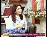 Good Morning Pakistan By Ary Digital - 13th Jan 2012-Part 2