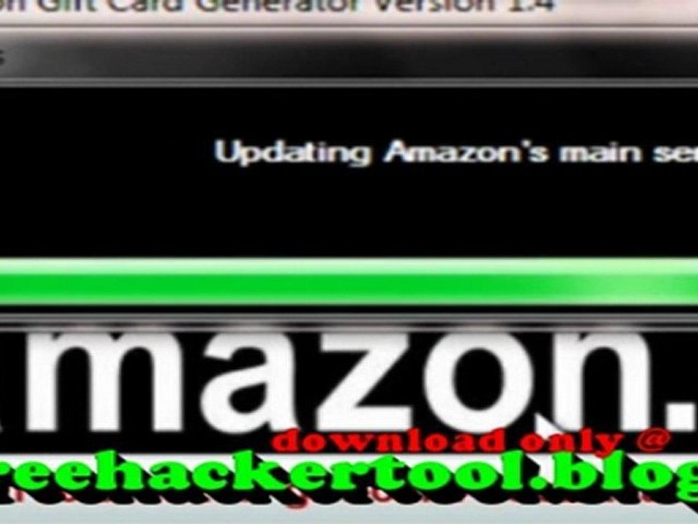 Amazon Gift Card Generator 2013 Working, Amazon Gift Code Hack, How To Get Free Amazon Gift Cards!