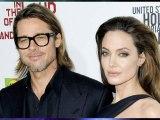 Hot Couple Angelina Jolie-Brad Pitt Meets U.S President Barack Obama - Hollywood News