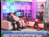 Morning With Farah By Atv - 13th January 2012 part 3