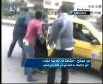 Video de l'obus qui a tué Gilles Jacquier