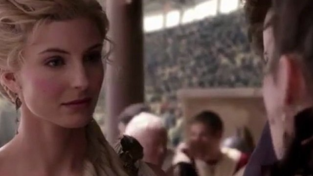 Spartacus 2.sezon: 'The Women of Spartacus'