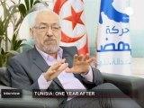 """Rached Ghannouchi: """"Nous considérons l'expérience..."""