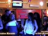 Les vainqueurs - Soirée de sélections du championnat d'île-de-France de karaoké à Le Claire de Lune (Gagny, 93) - Les vainqueurs