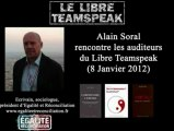 Alain Soral : parce-que l'heure approche... préparez vous ...