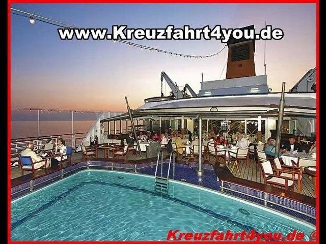 FTI Berlin Kreuzfahrt FTI-Cruises Kreuzfahrt altes Traumschiff MS Berlin Deilmann