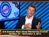 Frankie Avalon: Malt Shop Memories Cruise