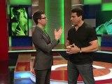 Lou Ferrigno Talks Hulk, CGI, and Body-Building