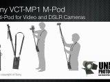 Sony VCT-MP1 MultiPod Combi-Mono-TriPod Kit