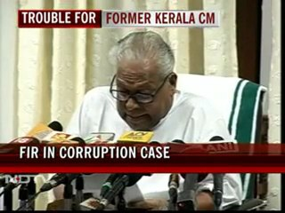 FIR against Achuthanandan in land case, says will quit if chargesheeted