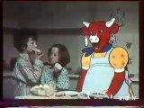 Pub la Vache qui Rit 1973 - C'est bon à tout moment