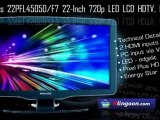 Philips 22PFL4505D/F7 22-Inch 720p LED LCD HDTV Review   Philips 22PFL4505D/F7 22-Inch Unboxing