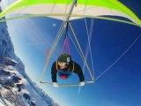 ZERO GRAVITY 2012 - Delta Speed Flying Vs Skieuse Run, Alpes