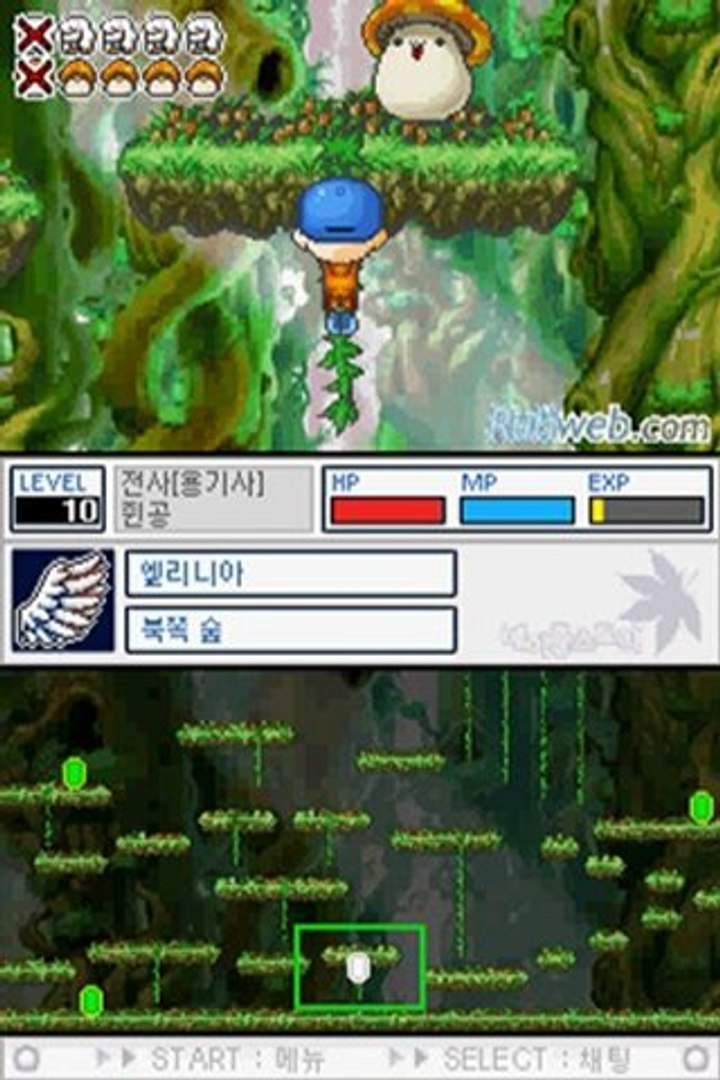 MAPLESTORY NDS DS Rom Download (JAPAN)