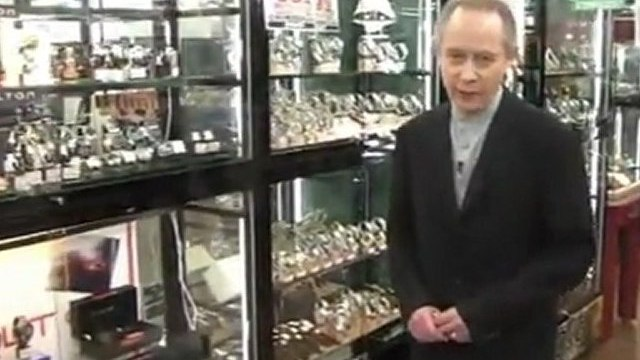 Japan  Watches and Clocks 腕時計と置時計 2  TV  BEGIN Japanology ≪English≫〔Japanese culture〕