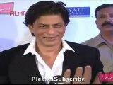 King Khan Shahrukh Khan @ 57th Idea Filmfare Awards 2011 Nominations bash