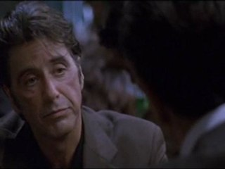 """Heat (1995) Michael Mann - Al Pacino & Robert de Niro - Extrait """"Face to Face"""" [VF-HD]"""