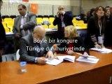 AK Parti Beykoz ilçe başkanlığı konguresi