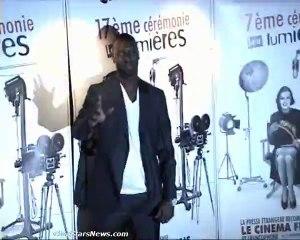 Omar SY - Prix Lumières 2012