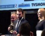 Denis Menochet - Meilleur Espoir Masculin - Prix Lumières 2012