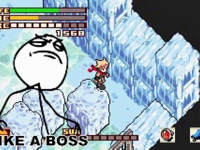 Boktai 3 #20 - Like a boss !