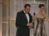 """The Artist"" triomphe aux Golden Globes"