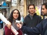 Jérusalem, ses habitants comme ses touristes, vous souhaitent une excellente année 2008!