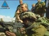 Manoeuvres de grande ampleur de l'armée israélienne sur le p