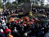Hommage à Rosa Luxemburg et Karl Liebknecht à Berlin