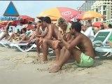 Souvenirs d'été, la plage de Tel Aviv raconte