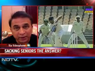 India's loss to Oz: Is sacking senior players the answer?