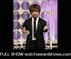 Peter Dinklage received the award 69th Golden Globe Awards 2012