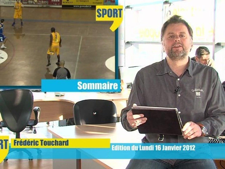Opal'TV : le Mag Sports - Edition du Lundi 16 Janvier 2012