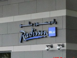 Abu Dhabi Radison Blu Formel 1 Rennbahn www.Fella1