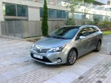 Toyota Avensis 2012 - Toyota Touch y Touch & Go Plus