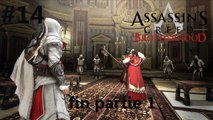 assassin's creed brotherhood partie 14 fin du jeux -partie 1 - xbox360