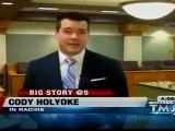 Crazy Person Goes Batsh*t Crazy at Sentencing Hearing