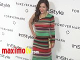 Maria Canals-Barrera at Forevermark And InStyle Golden Globes 2012 Event EXCLUSIVE