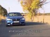 BMW M5 y neumáticos Michelin Pilot Super Sport