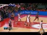 Basket Pro A : Cholet - Le Mans 94-84 (MSB Flash)