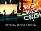 Crush Crush Crush - Trice -Paramore cover