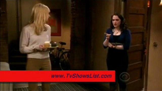2 Broke Girls Season 1 Episode 14 (And the Upstairs Neighbor)