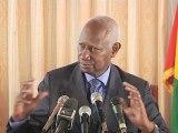 DISCOURS - Abdou DIOUF - Sénégal