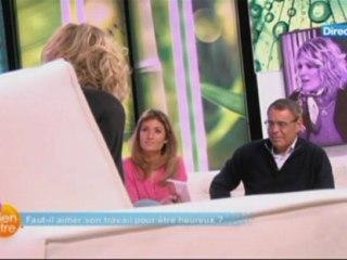 """Lilou sur Direct8 """"Mon Bien-Être"""" du 17 Janvier 2012 (1/2)"""