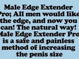 Male Edge Pro Penis Extender System