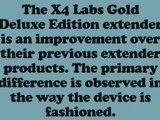 X4 Extender Gold Edition