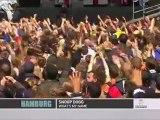 "Snoop Dogg ""Drop It Like It's Hot"" & ""Who Am I?"" Live @ ""Live Earth"", HSH Nordbank Arena, Hamburg, Germany, 07-07-2007"