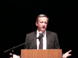 Discours du Maire, cérémonie des voeux 2012