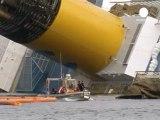 Concordia : recherche de survivants suspendue